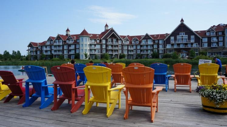 Canada Ontario Photos :: Blue Mountain :: Westin Trillium House at Blue Mountain