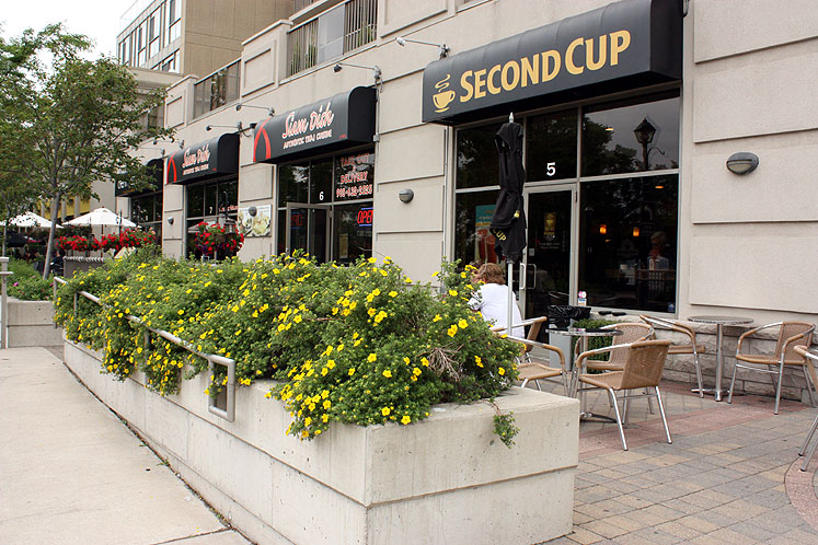 Canada Ontario Photos :: Burlington :: Burlington - Second cup
