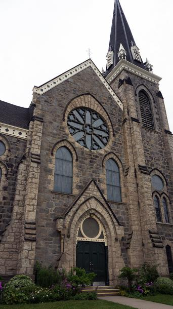 Canada Ontario Photos :: Cambridge :: Wesley United Church Cambridge