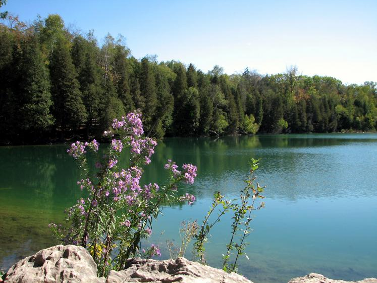 Canada Ontario Photos :: Crawford Lake Park :: Crawford Lake