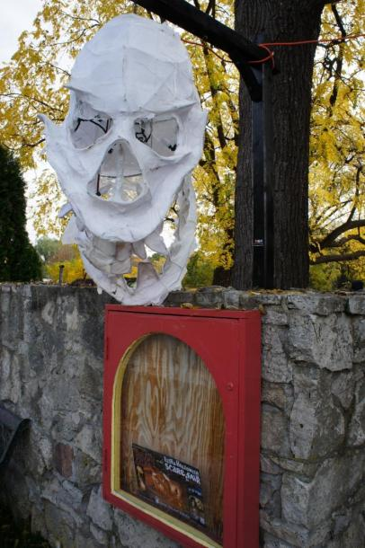 Canada Ontario Photos :: Halloween  :: Sensational Elora a Festival of the Senses
