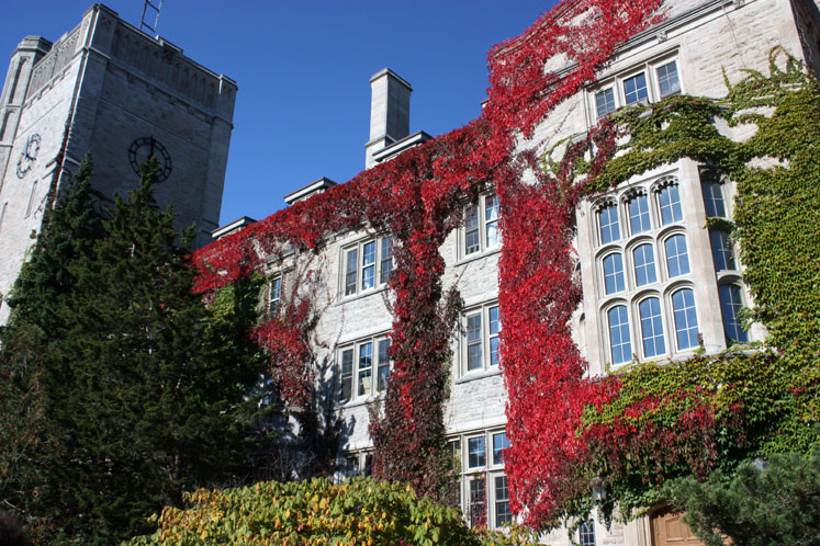 Canada Ontario Photos :: Guelph :: University of Guelph building