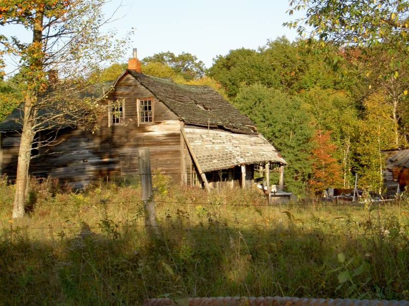 Canada Ontario Photos :: Misc :: Bessemer (Ghost town)