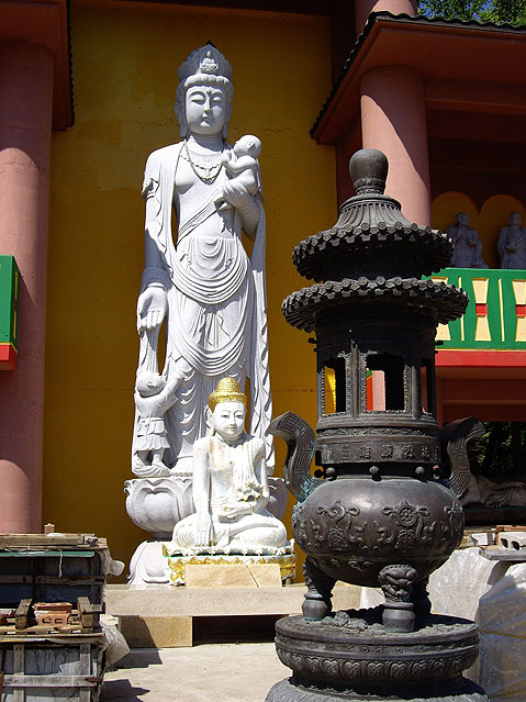Canada Ontario Photos :: Polin :: Buddist Temple on Niagara Falls