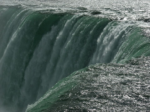 Canada Ontario Photos :: RomKri :: Mighty Streem of Niagara Falls