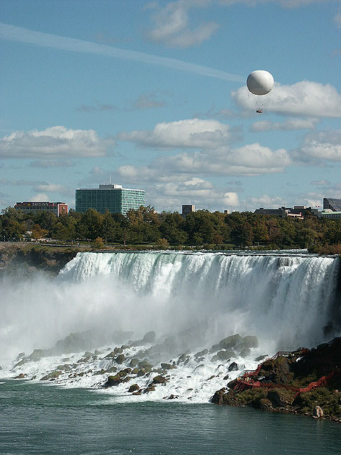 Canada Ontario Photos :: Waterfalls :: Niagara Falls. American side
