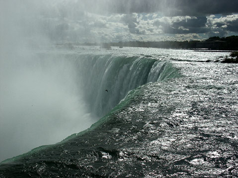 Canada Ontario Photos :: RomKri :: Niagara Falls. The Top of the Horseshoe