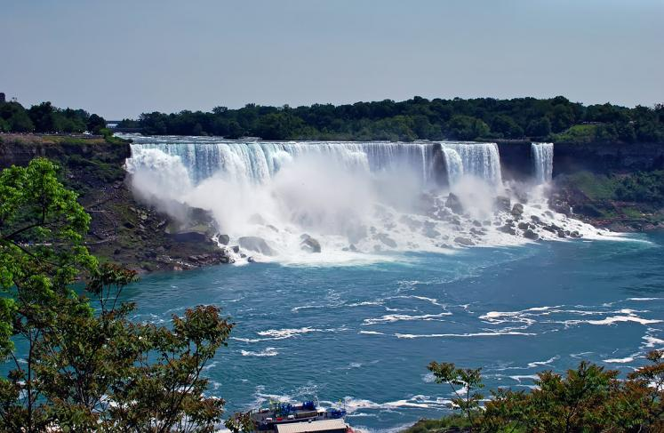 Canada Ontario Photos :: Alex-Yakon :: Niagara Falls (US side)