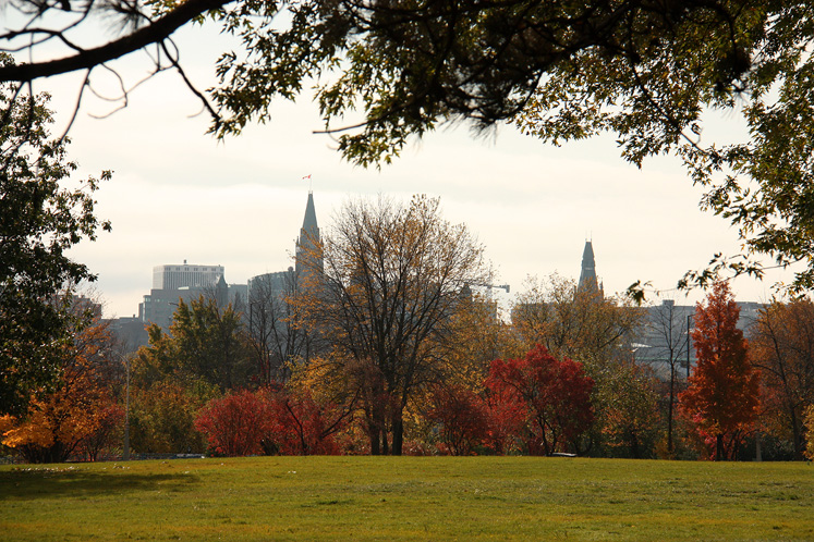 Canada Ontario Photos :: Fall :: Ottawa. Parliament Hill