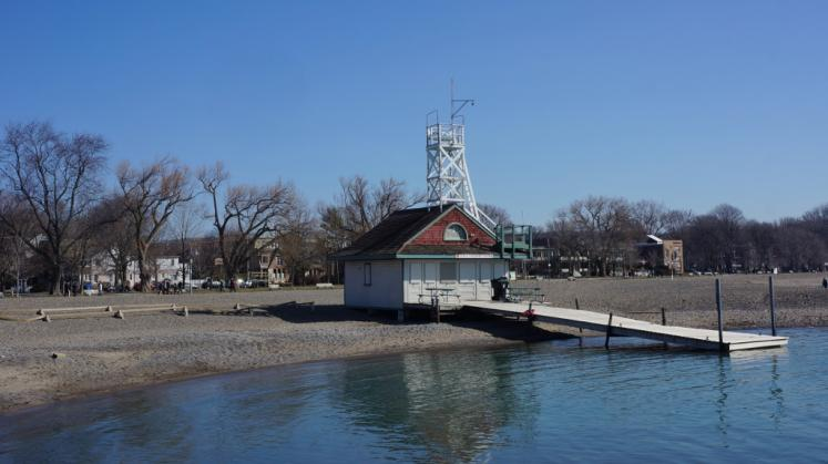 Canada Ontario Photos :: Toronto :: Leuty Lifeguard Station Toronto